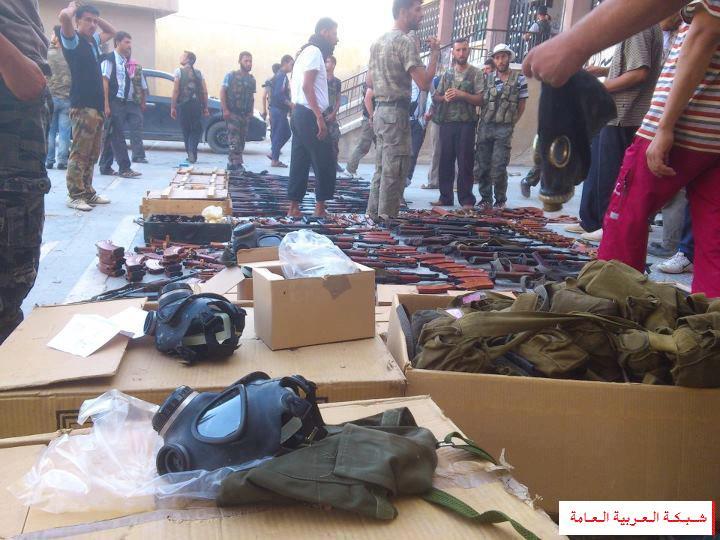 غنائم من معارك حلب 13437681601.jpg