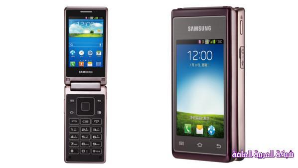 سامسونج تكشف عن هاتف أندرويد بتصميم قابل للفتح 13767266661.jpg