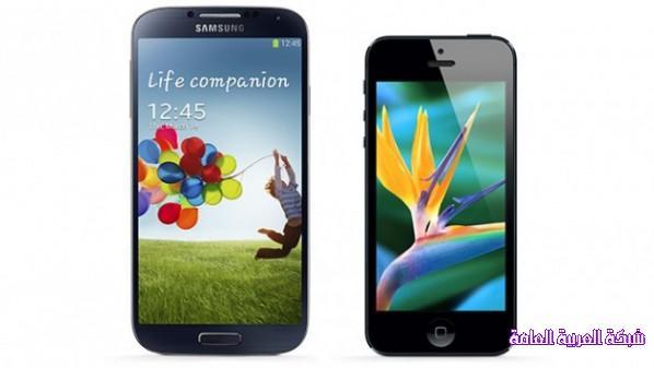 دراسة تقارن مابين مستخدمي هواتف سامسونج وآبل 13770720261.jpg