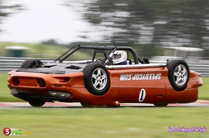 أغرب سيارة سباق مقلوبة 1385226880351.jpg