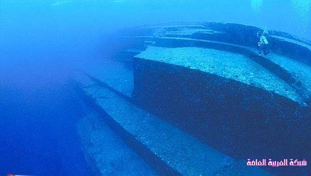 أعظم الإكتشافات في تاريخ الآثار الأهرامات تحت الماء في اليابان 1385227391712.jpg