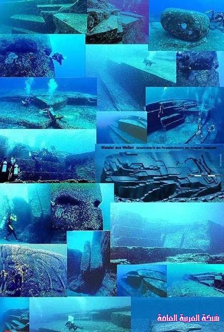 أعظم الإكتشافات في تاريخ الآثار الأهرامات تحت الماء في اليابان 1385227391793.jpg