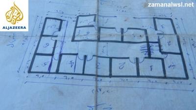 موظفو قناة الجزيرة يبنون 500 غرفة للاجئين السوريين 1386671317871.jpg
