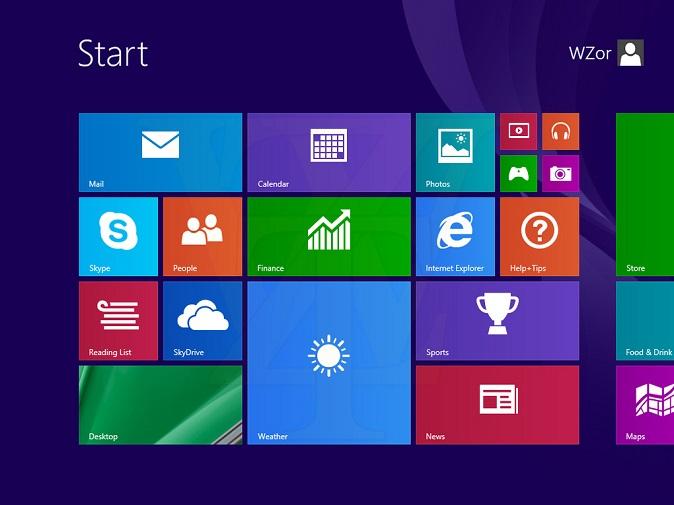 صور أول تحديث ويندوز 8.1 دون ظهور لقائمة إبدأ التقليدية 1389254951091.jpg
