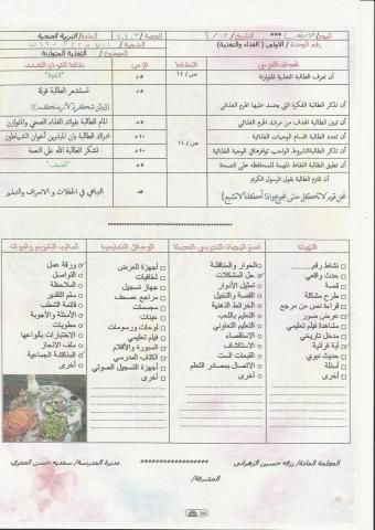 تحضير لدرسي الوزن المثالي   العادات الغذائيه لمادة التربية الصحية لعام 1435هـ 139765035872.jpg