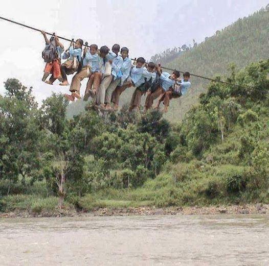 اوتوكار المدارس في دولة النيبال .. 1397657767911.jpg