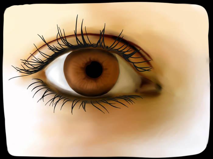 ما هو سر العيون البنية الذي يجهله حتى أصحاب هذه العيون ؟ 1434935643781.jpg