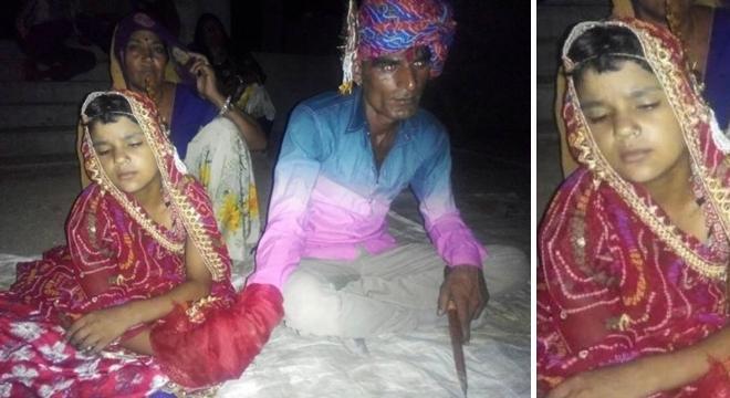 ثلاثيني هندي بتزوج طفلة في السادسة امتثالا لتقاليد غريبة 1436089008861.jpg