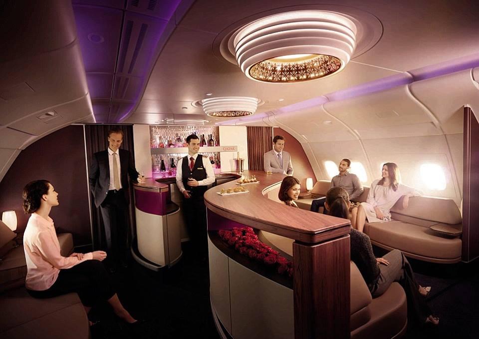 """صور من داخل """"الفندق الطائر"""" للخطوط الجوية القطرية 1437479304573.jpg"""