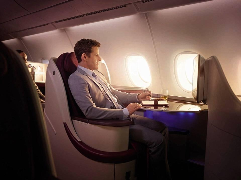 """صور من داخل """"الفندق الطائر"""" للخطوط الجوية القطرية 1437479442751.jpg"""
