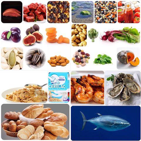 ما هي الأغذية الغنية بالحديد ؟ 1438240557491.jpg