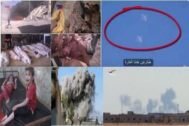 أمريكا وفرنسا تكذبان روسيا: الغارات لم تستهدف داعش 1443683617291.jpg