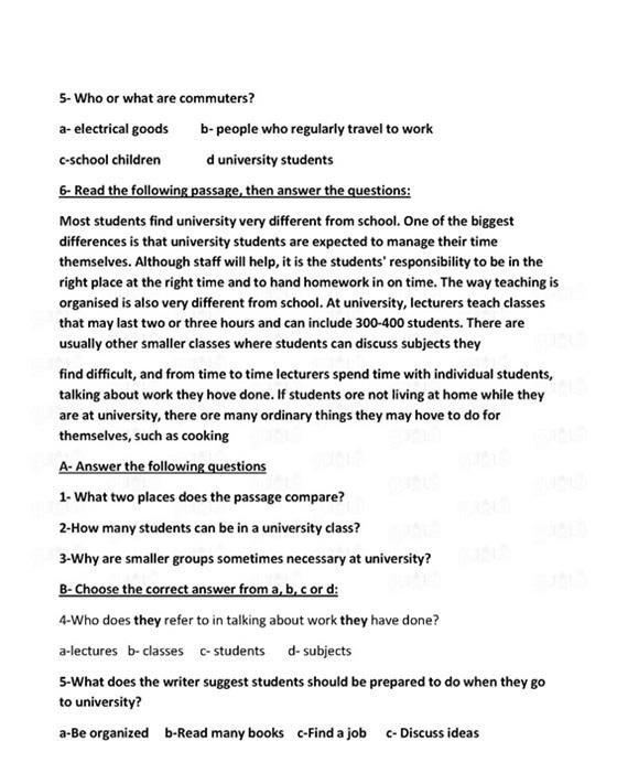 الاجابات النموذجية لاسئلة كتاب الوزارة ( هامة جدا ) للصف الثالث الثانوي المنهاج المصري 1458848176173.jpg