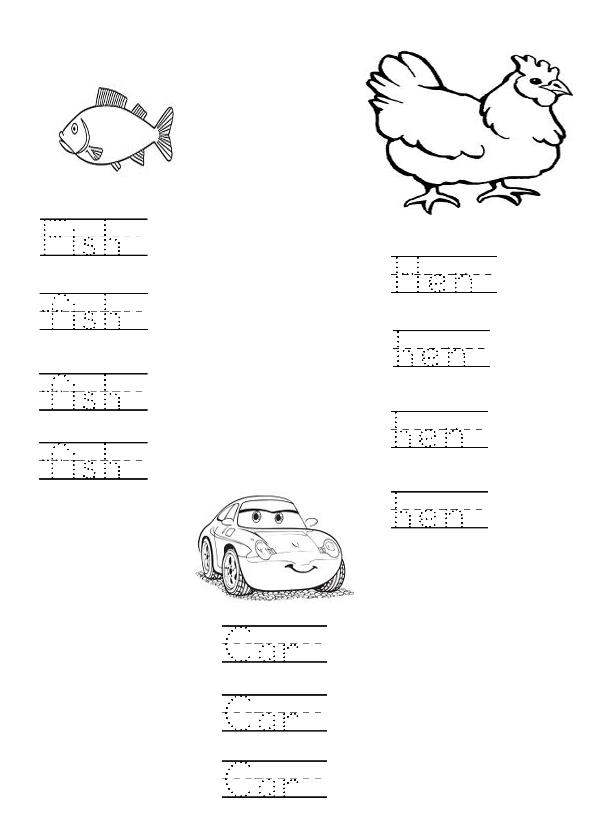 أوراق عمل للغة الإنجليزية رياض أطفال 1462616809152.jpg